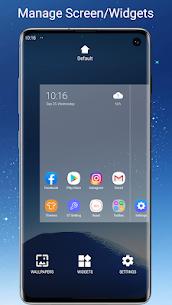 S7/S8/S9 Launcher for Galaxy S/A/J/C, S9 theme MOD (Premium) 5