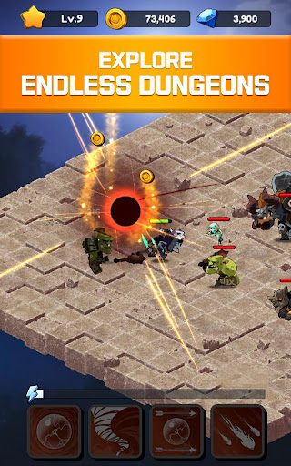 Rogue Idle RPG: Epic Dungeon Battle 1.3.3 screenshots 15