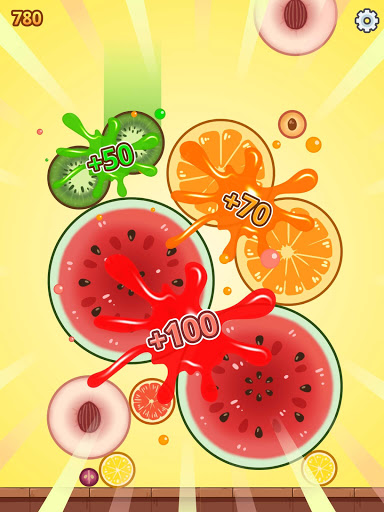 Easy Merge - Watermelon challenge  screenshots 10