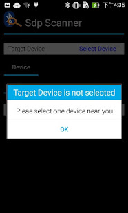 Bluetooth Profile Scanner 1.0 Screenshots 2