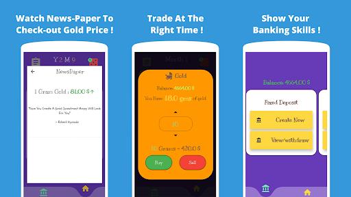 Rat Race - Money Game | Financial Freedom 1.0.0 screenshots 4