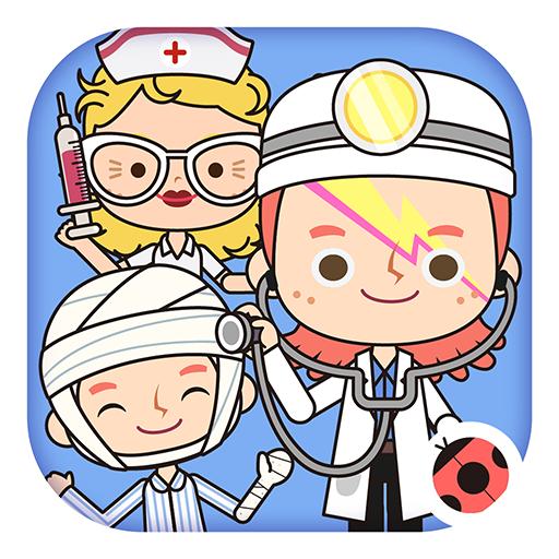 Miga cidade: Hospital