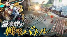 モバイルロワイヤルMMORPG - ファンタジーキングダムのバトル戦略のおすすめ画像1
