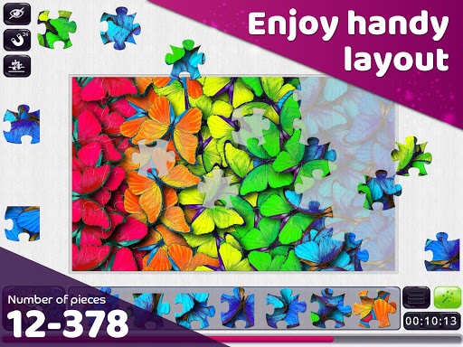 Good Old Jigsaw Puzzles - Free Puzzle Games apkmr screenshots 3
