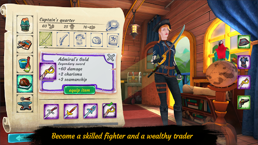Elly and the Ruby Atlas u2013 Free Offline RPG 1.43 screenshots 8