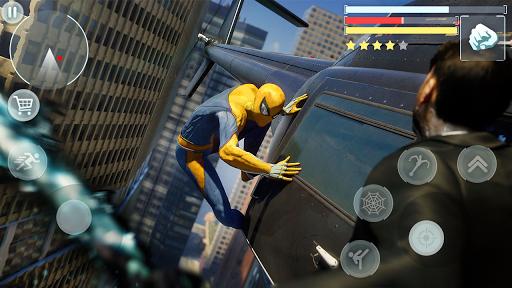Spider Hero - Super Crime City Battle android2mod screenshots 2