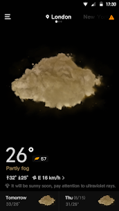 Live Weather & Accurate Weather Radar – WeaSce 2