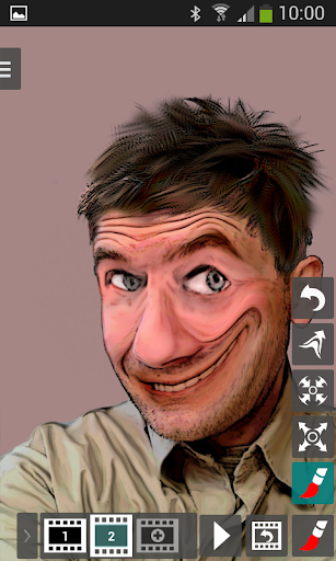 Photo Bender- Deform & Animate 1.4.5 Screenshots 1