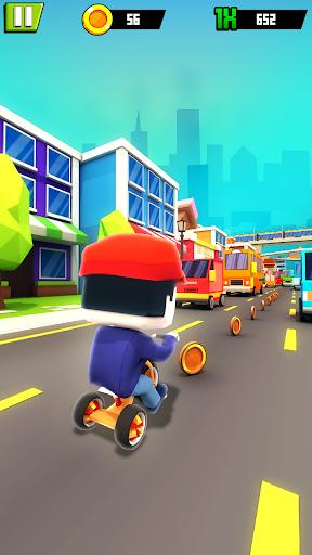 KIDDY RUN - Blocky 3D Running Games & Fun Games 1.04 screenshots 7