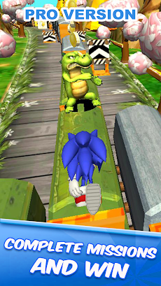 Pro Blue Hedgehog - Ultimate Adventureのおすすめ画像2