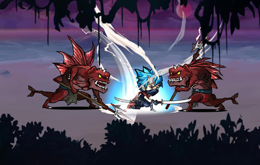 ninja fight screenshot 3