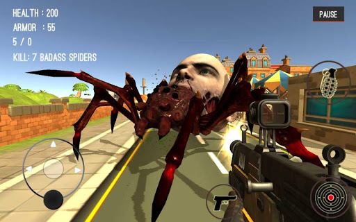 Monster Killing City Shooting III Trigger Strike 1.0.1 screenshots 3
