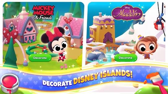 Disney Getaway Blast: Pop & Blast Disney Puzzles 5