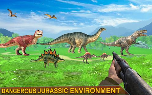 dinosaur shooter free hack