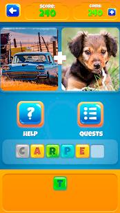 2 Pictures 1 Word - Offline Games 1.27 Screenshots 6