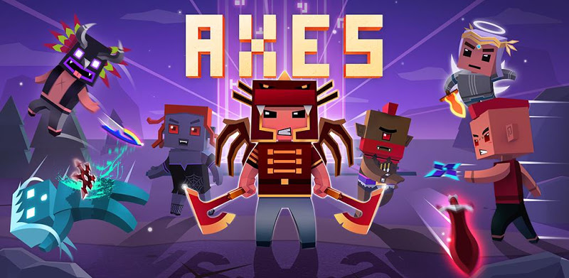 AXES.io v2.5.14 | MOD Menu | Unlimited Currency | One Hit | Unlock Arenas | No Ads