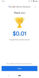 Google Opinion Rewards 2021080200 Screenshots 4