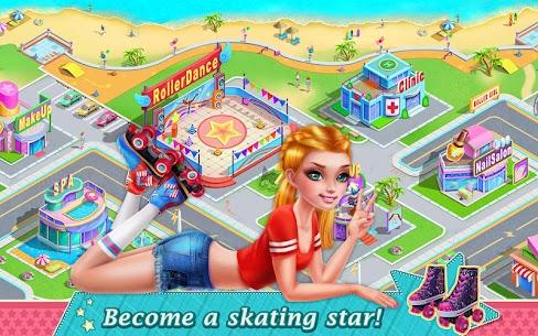 Roller Skating Girls – Dance on Wheels 5