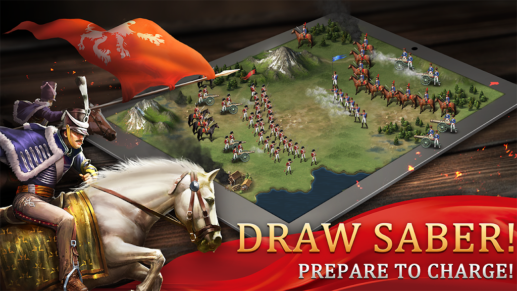 Grand War: Napoleon, Warpath & Strategy Games  poster 16