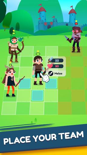 Heroes Battle: Auto-battler RPG screenshots 2