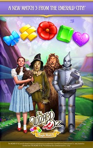 The Wizard of Oz Magic Match 3 Puzzles & Games 6