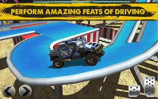 3D Monster Truck Parking Game 2.2 screenshots 9
