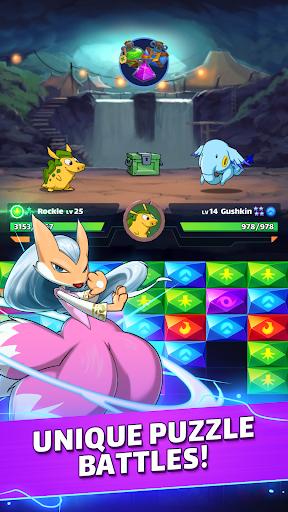 Mana Monsters: Free Epic Match 3 Game 3.10.10 screenshots 3