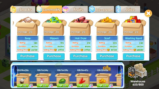 My Supermarket Story : Store tycoon Simulation 3.3.7 screenshots 3