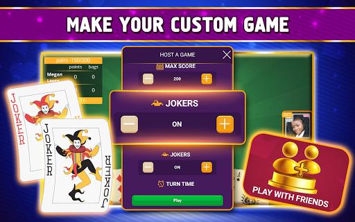 VIP Spades - Online Card Game screenshots 12