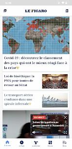 Le Figaro.fr: Actu en direct v5.1.27 MOD APK 1