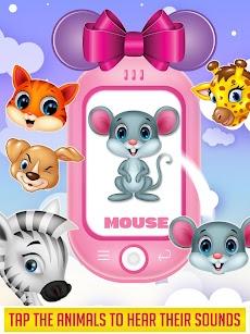 Princess Baby Phone - Kids & Toddlers Play Phoneのおすすめ画像3