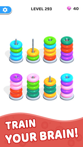 Color Hoop Stack - Sort Puzzle 1.0.3 screenshots 5