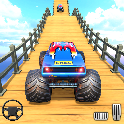Aksi Mendaki Gunung: Permainan Mobil Balap 2021