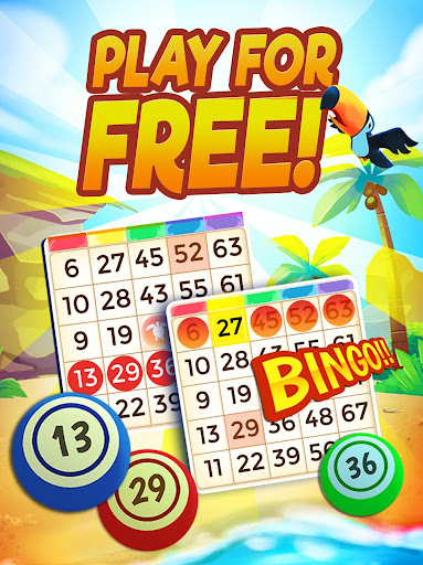 Praia Bingo - Bingo Games + Slot + Casino  screenshots 5