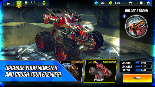 RACE: Rocket Arena Car Extreme 1.0.21 screenshots 5