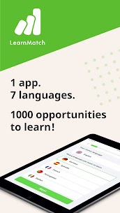 Learn Match: Learn Languages, Learn English 5