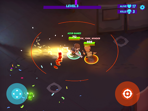 Warriors.io - Battle Royale Action  Screenshots 13
