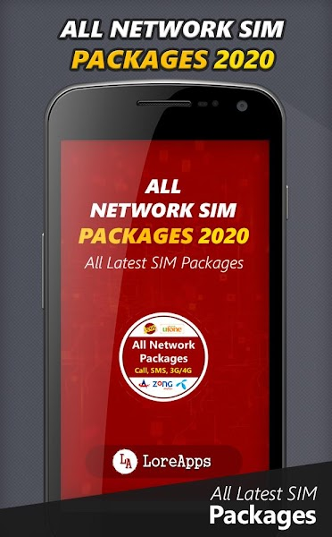 All Network Packages: 2020 Updated