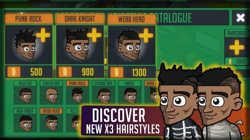 Barberhood - Barber shop Hair Cut Game  screenshots 2
