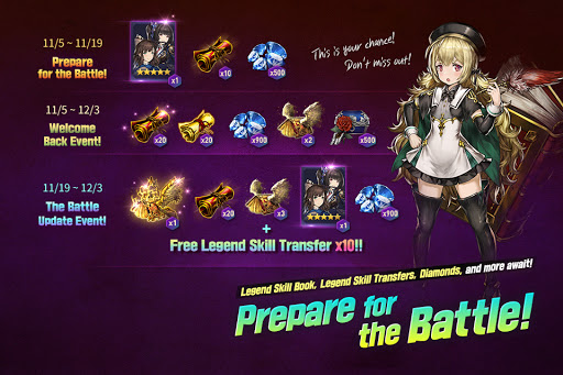 Brave Nine - Tactical RPG 1.64.7 screenshots 3