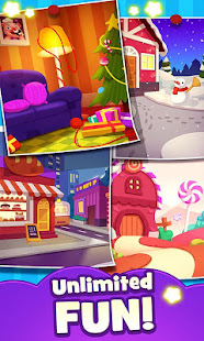 Candy Home Blast - Match 3 game