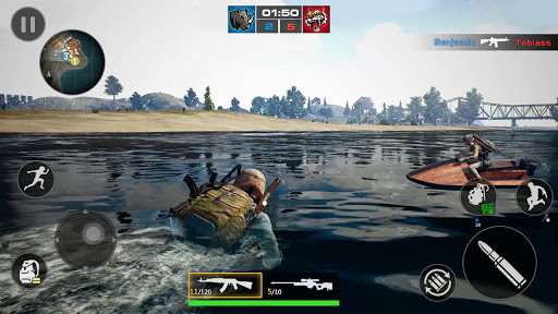 FPS Encounter Strike 2020: New Gun Shooting Games screenshots 20