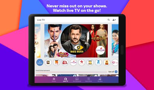 Tata Sky Mobile- Live TV, Movies, Sports, Recharge screenshots 15