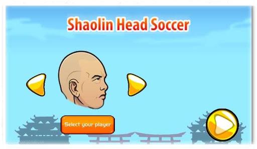 shaolin head soccer screenshot 1