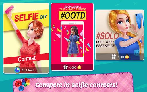 DIY Fashion Star - Design Hacks Clothing Game 1.2.7 Screenshots 18