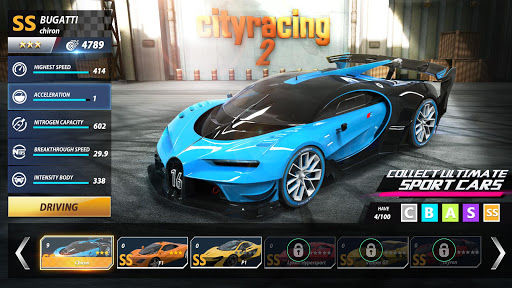 City Racing 2: 3D Fun Epic Car Action Racing Game apkdebit screenshots 5