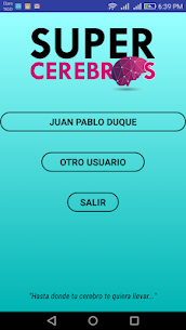 SuperCerebros 1.7 Android APK Mod 1