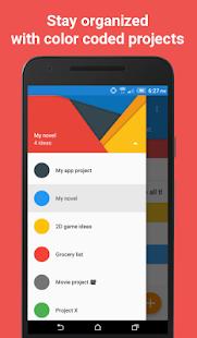 Ideas Tracker: Project & Tasks