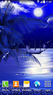 Night Beach Live Wallpaper For Pc (2020) – Free Download For Windows 10, 8, 7 1