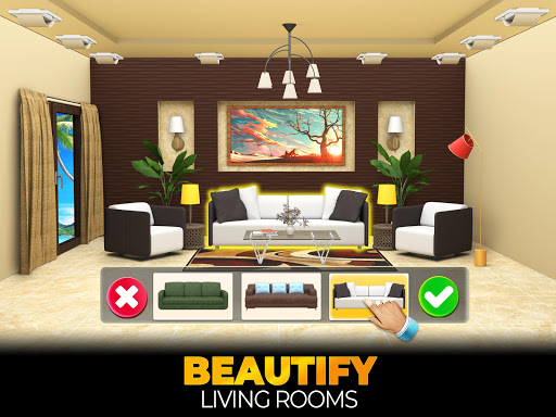 My Home Makeover Design: Dream House of Word Games 1.5 screenshots 6